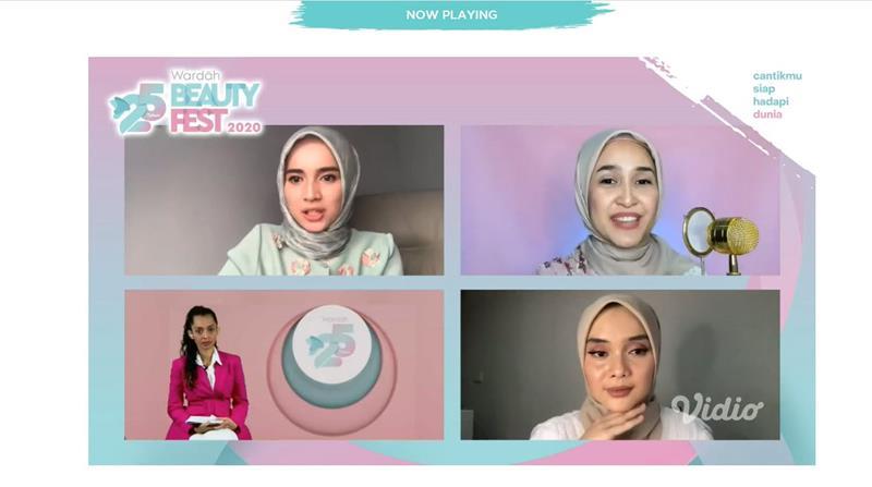 Wardah Beauty Fest 2020 01