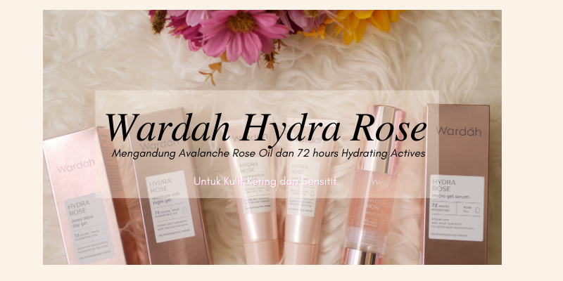Wardah Hydra Rose