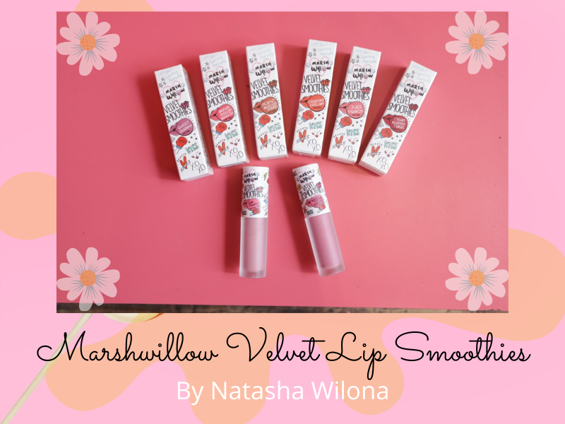 Marshwillow Velvet Lip Smoothies