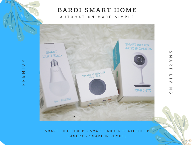BARDI SMART HOME