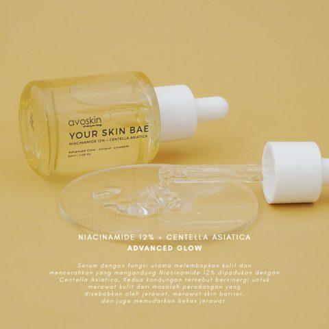 Avoskin Your Skin Bae Nia Cinamide