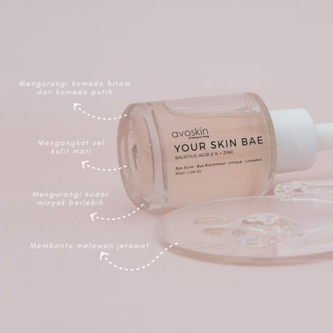 Avoskin Your Skin Bae Salicylic Acid (Source : Avoskin)