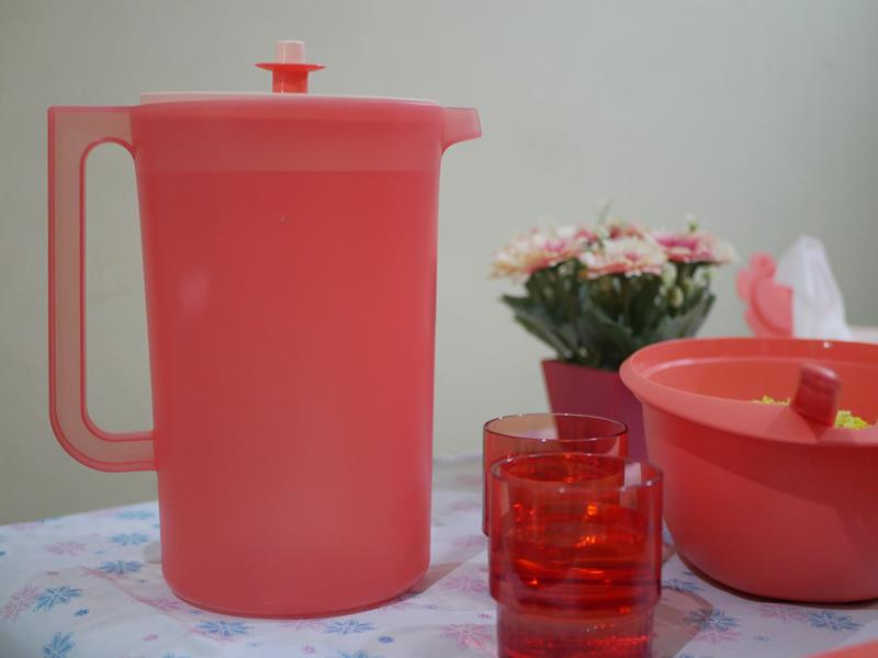 Tupperware Bloomia