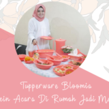 Tupperware Bloomia