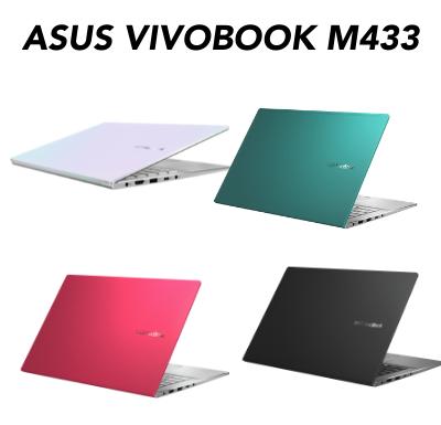 ASUS VIVOBOOK M433