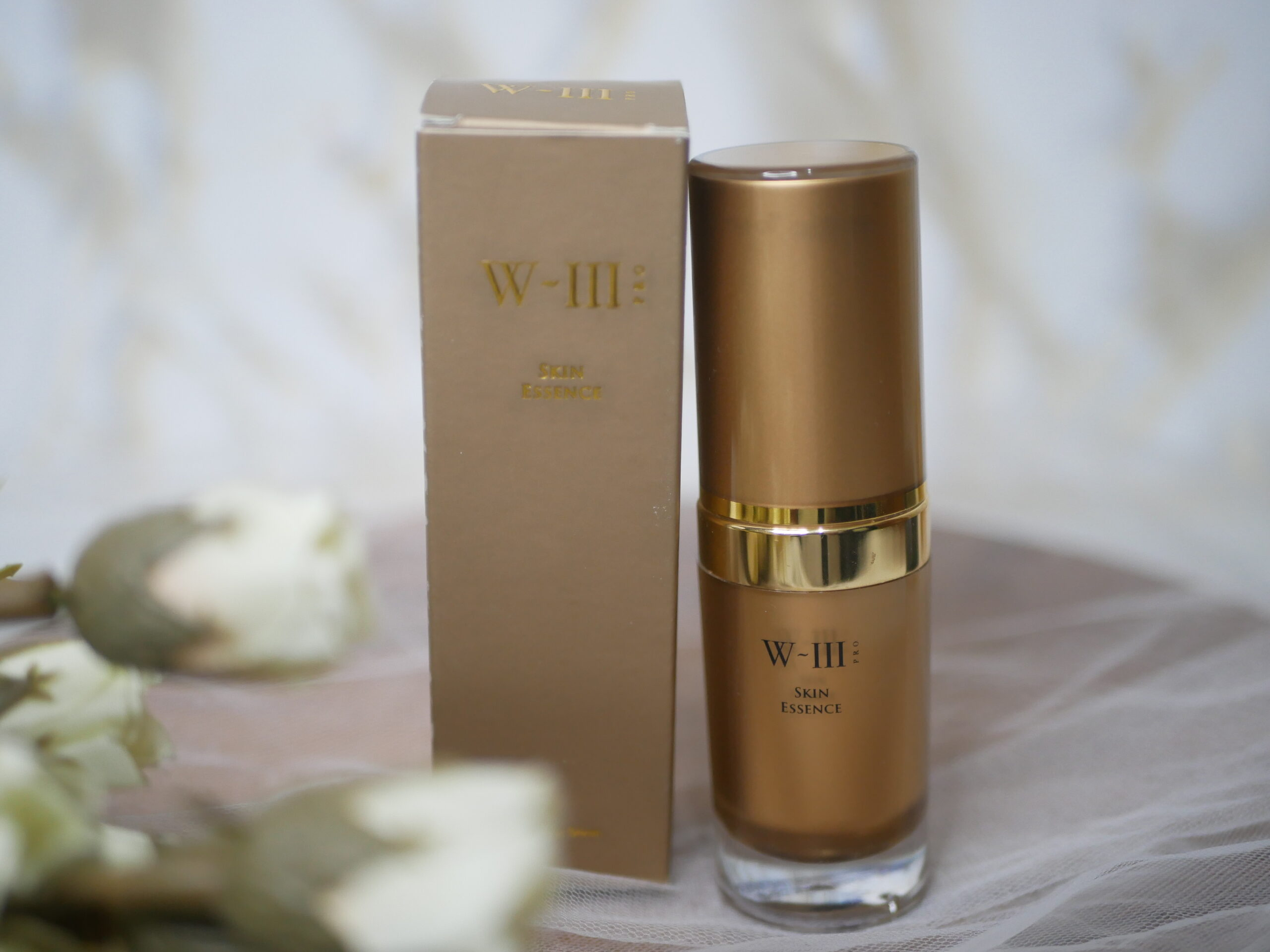 W~III Pro Skin Essence