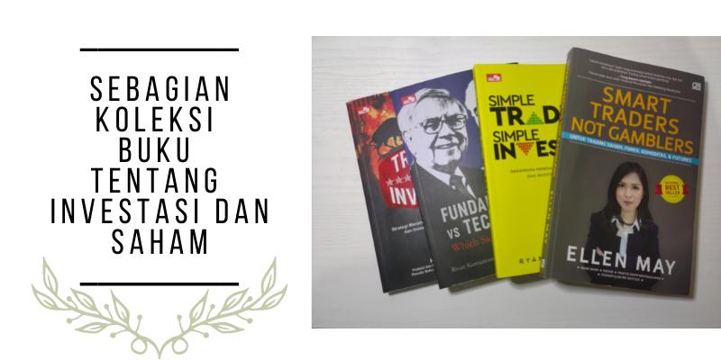 Koleksi Buku Trading dan Investasi
