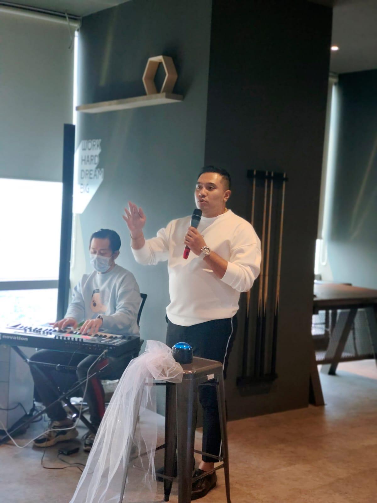 Daniel Zii, Business and Development Director PT DNA Pro Akademi